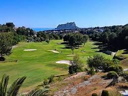 Ifach Golf Moraira