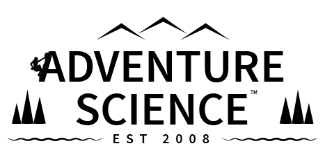 For a donation of $20-$49: - For a donation amount of $20-$49 we'll send you some exclusive Adventure Science stickers to dress up your gear, car, dog, etc.! You'll also receive a personalized thank you card signed by Dr. Simon Donato, founder of Adventure Science.