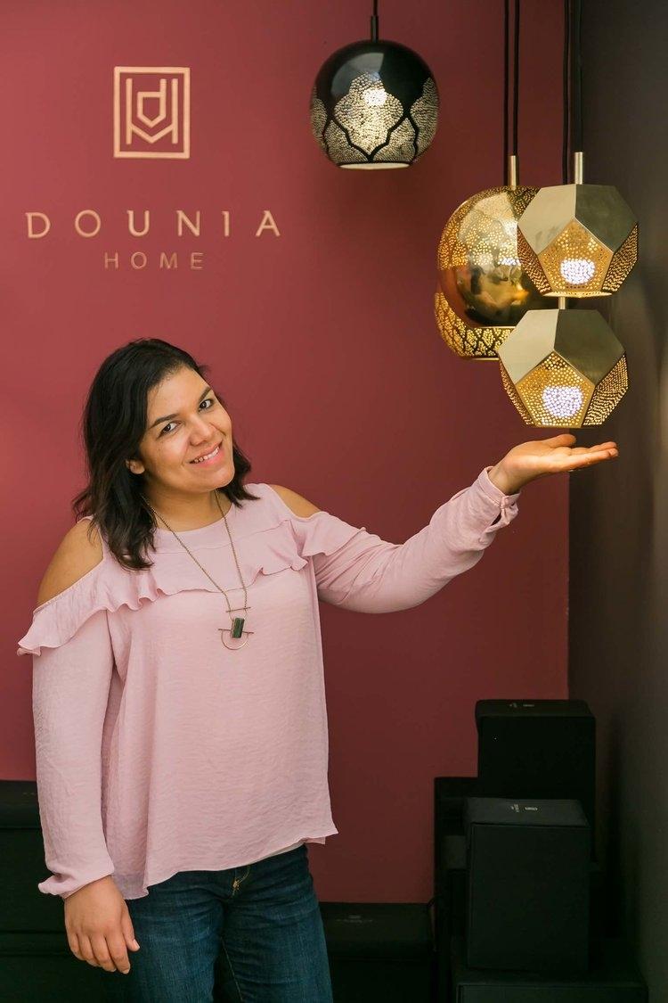 Dounia TAMRI-LOEPER,Designer