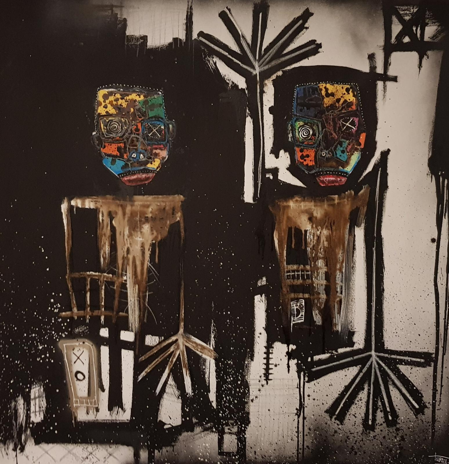 MEDERIC TURAY - Peinture