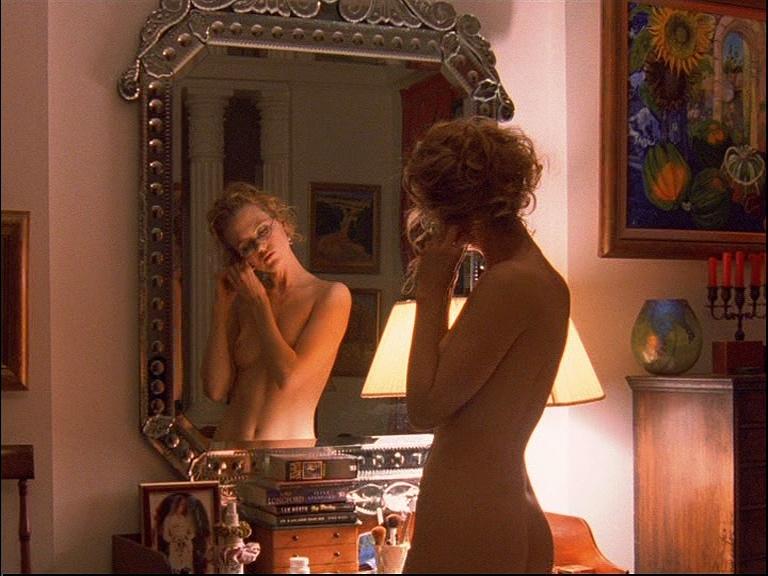 "Nicole Kidman as ""Alice"" in front of a mirror — a prominent motif in  Eyes Wide Shut  (1999)"
