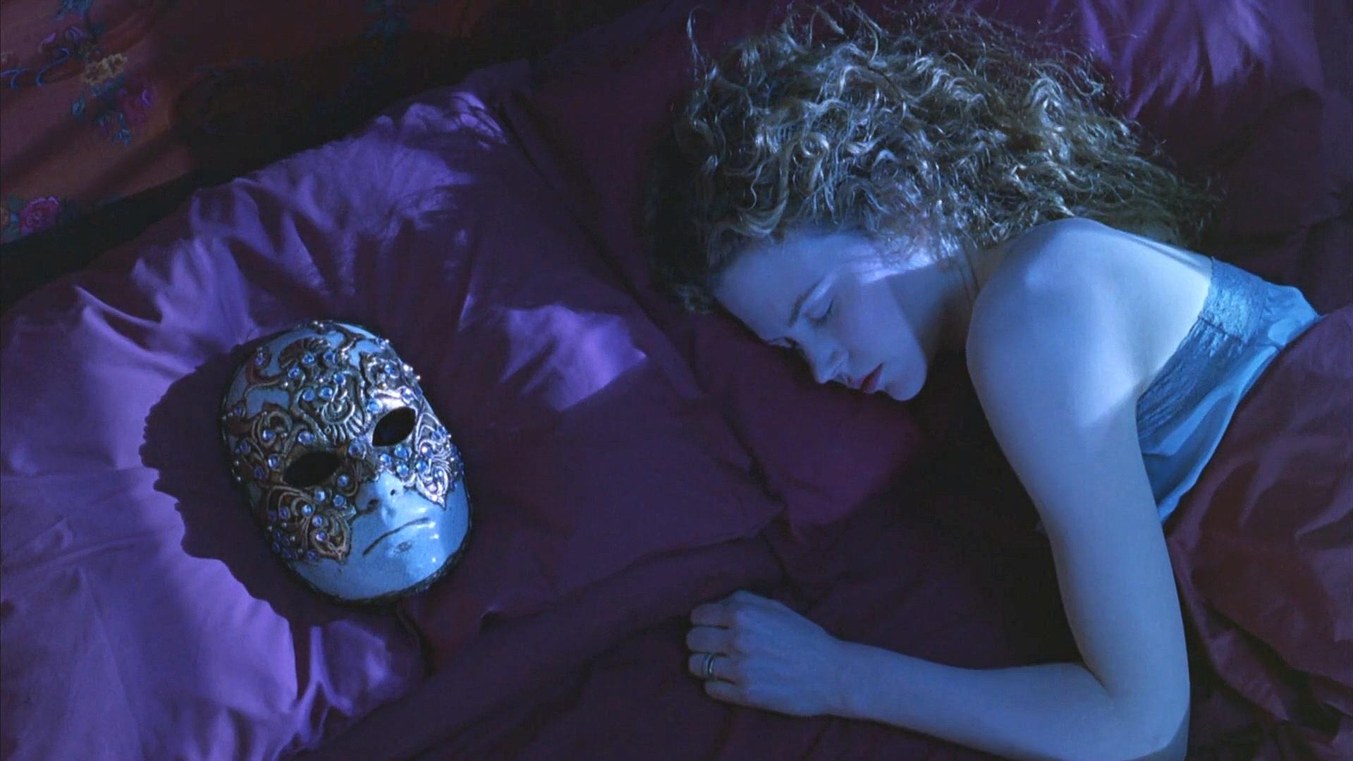 "Nicole Kidman as ""Alice Harford"" in Stanley Kubrick's  Eyes Wide Shut  (1999)"