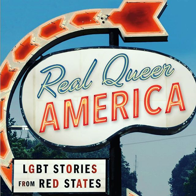 We have a new interview up on the blog and you should definitely check this one out! So let's talk about Samantha, an all around inspirational babe, a GLAAD award-winning journalist, and the author of our team's new favorite read, Real Queer America. She's a brilliant storyteller, an incredibly open person, a political powerhouse, and all in all a lovely human. Samantha, thank you for reminding us about the good and beautiful aspects of life in the South.
