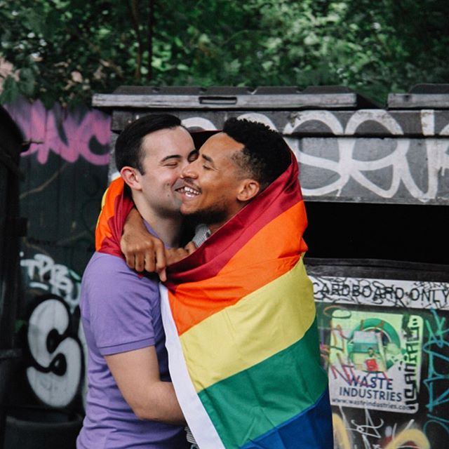 We love love! Who will be at Atlanta Pride this weekend?!