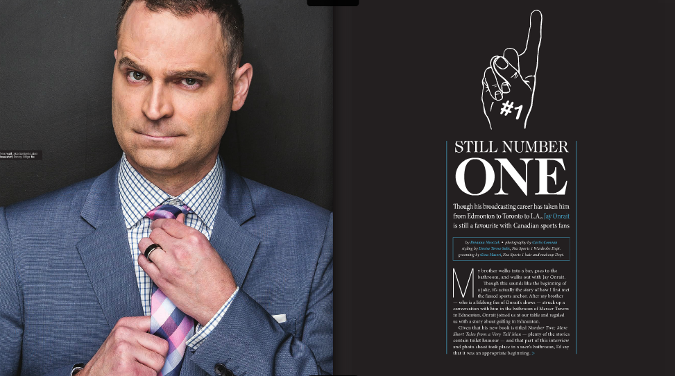 Avenue Edmonton  magazine, May 2016