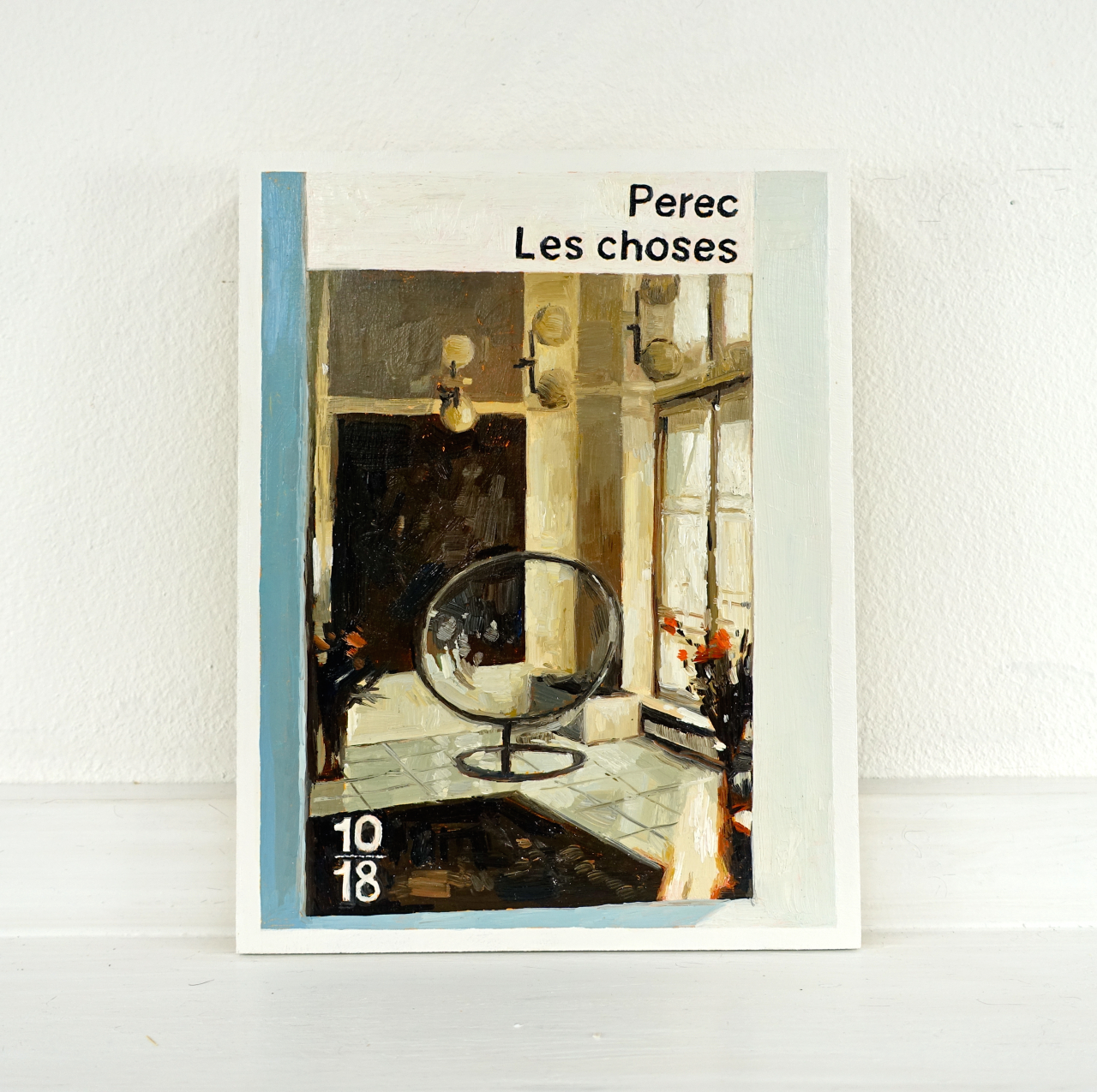 Untitled Project: Things {Georges Perez / Les choses] 2015