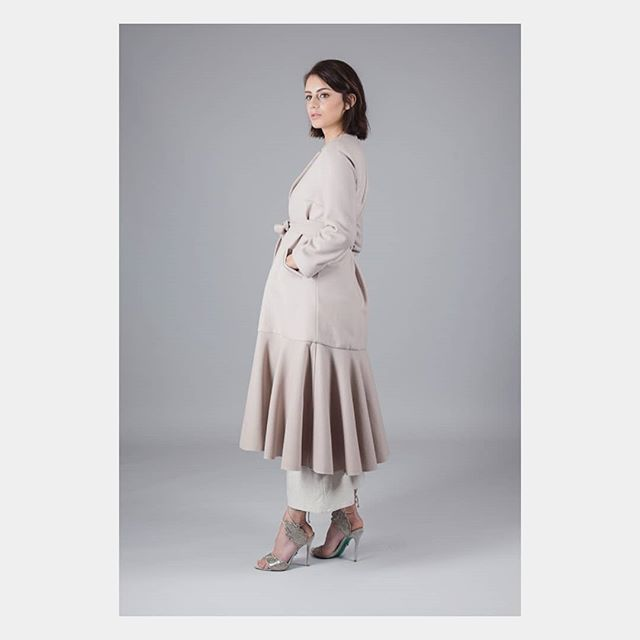 Timeless. Feminine. Refined.  #madeinmelbourne #qualityoverquantity #gehrichgirl #womenswinterfashion #buylessbuybetter #ethicalclothing #slowfashion #australianmade #conciouswardrobe #thoughtfulfashion