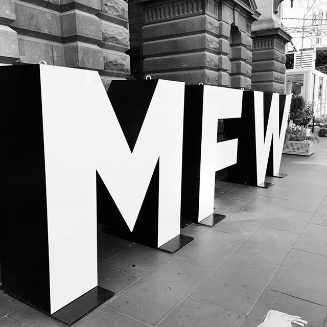 We're back today for another busy day in the @afc_curated pop up in Town Hall as part of @melbfashionweek. Open 11am-8:30pm today, plenty of time to pop in and shop local beautiful designer brands.  #madeinmelbourne #madewithpurpose #qualityoverquantity #afccurated #melbfashionweek #conciouswardrobe #womensfashion #localdesigner #madeinAustralia #slowfashion