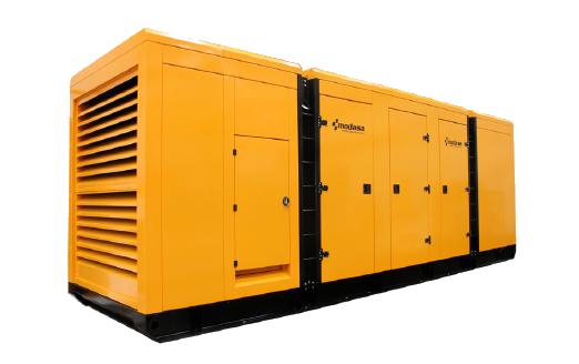 GENERADORES   Plantas eléctricas de emergencia marca Modasa son equipos de última generación que cumplen con estrictas normas, tales como IEC, UTE, NEMA e ISO. Se encuentran disponibles en capacidades de 10 a 2800 kW.