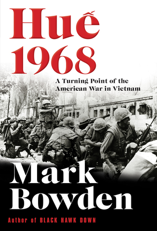 - A fast paced book detailing the battle of Hue. Hue was the largest battle of the Tet offensive, and as it turns out a major victory for the North Vietnamese. The North Vietnamese completely surprised the American's with a conventional attack and defense of Hue. Few leaders at the GOFO level recognized the extent of the attack, nor what would be required to recapture the city. Indeed, leaders such as Westmoreland were in denial throughout the entire battle.Bowden does a fine job in his research, telling the story from multiple perspectives. These include the tactical and strategic vantage points of both the Vietnamese and the Americans.