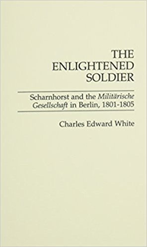 - Probably the best book i have read on the development of the Prussian General Staff (this makes #3). Scharnhorst understood that nations should never rely on the