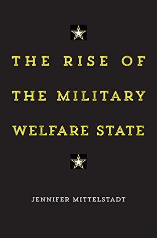 - This was an interesting history on the development of many of the Army's social programs, from on-base clubs to Family Readiness Groups (FRGs). Mittelstadt contrasts how free market economists such as Milton Freedman advocated for simply giving soldiers more cash, while career soldiers such as Westmoreland advocated for the Army providing housing and other services. Interestedly, it was under Clinton and Gore that the Army moved to the free market models. What the book lacks is any insights or discussion on the way forward, and what the Army could do better. With that I would move the book to 4-stars. For any career officer, or anyone entering command, I would suggest this book as an excellent background on the services that soldiers and family members expect.