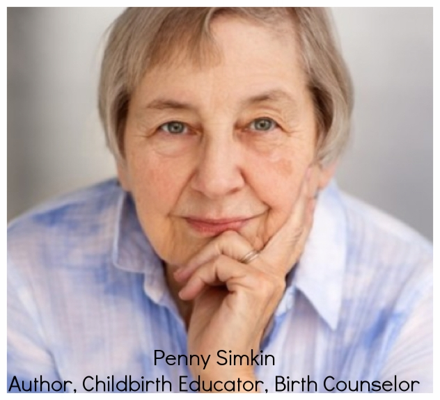 Childbirth Preparation Classes @ Center for Birth - Taught by Penny Simkin, a specialized childbirth preparation class specifically for families planning to birth at a freestanding birth center or at home. Registration for her 7-week series is at PennySimkin.com