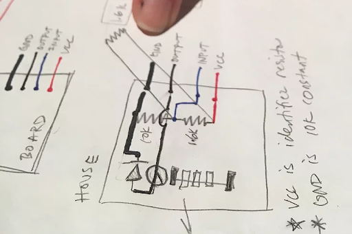 More circuitry design
