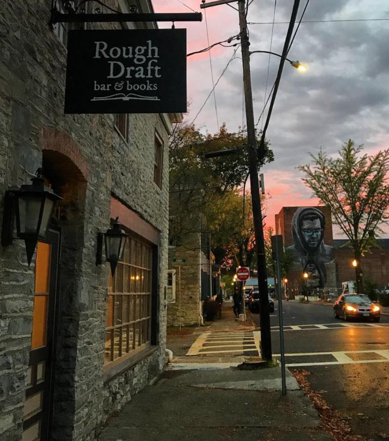 Rough Draft Crown Street