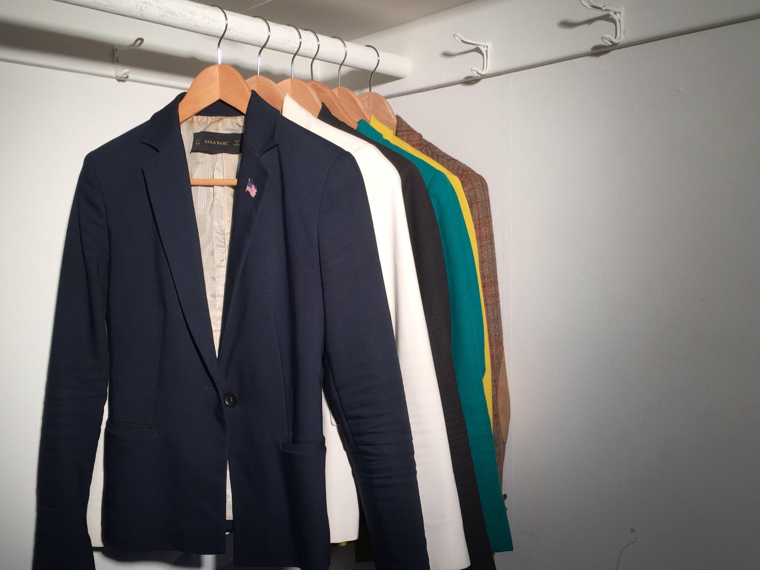 potus closet