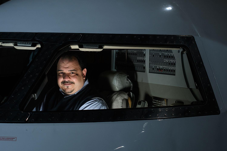 Brad Kilkeary<br>Vice President of Pilot Services