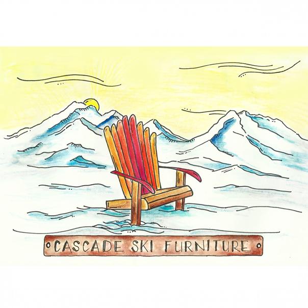 Cascade Ski Furniture