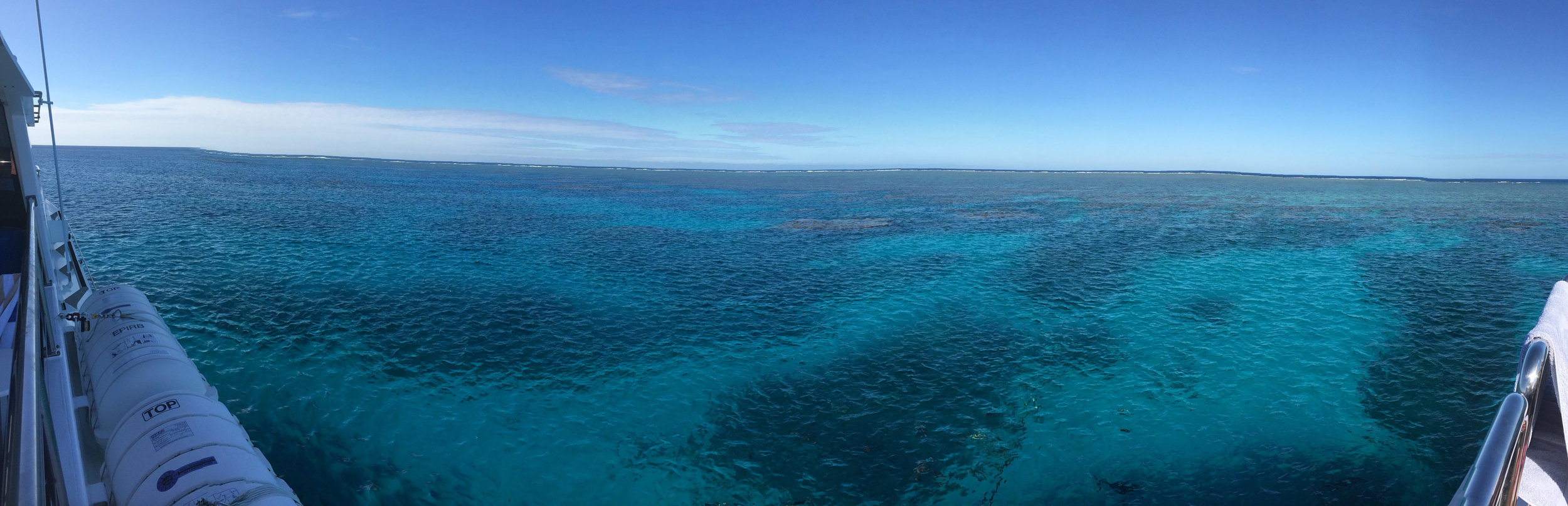 Great Barrier Reef, June 2014