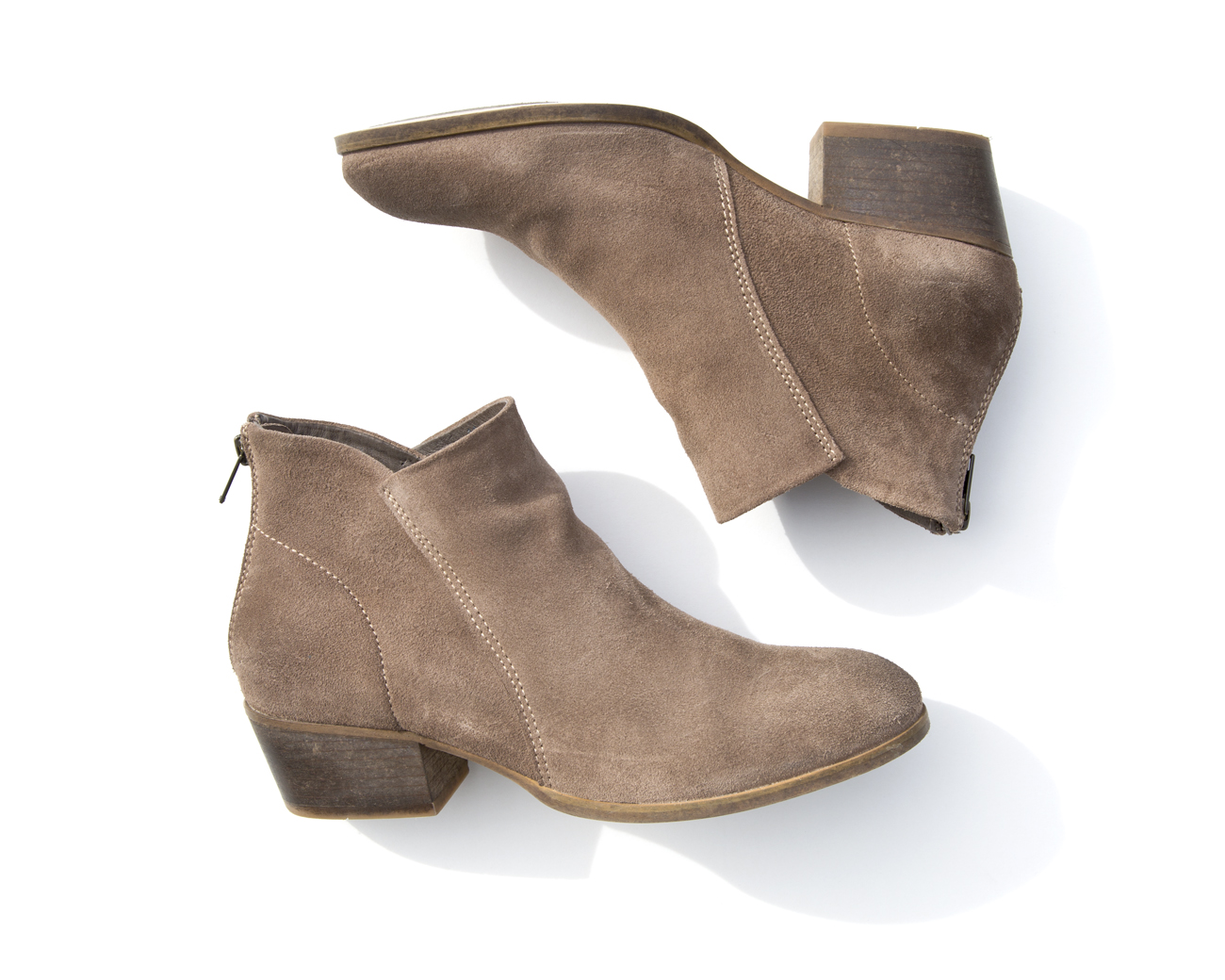 Ankle Boot Collection — Heather A. Turner
