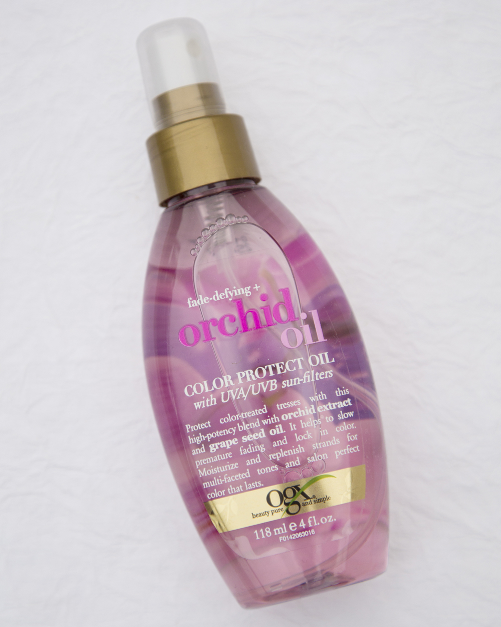 OGX Orchid Oil Color Protect Oil