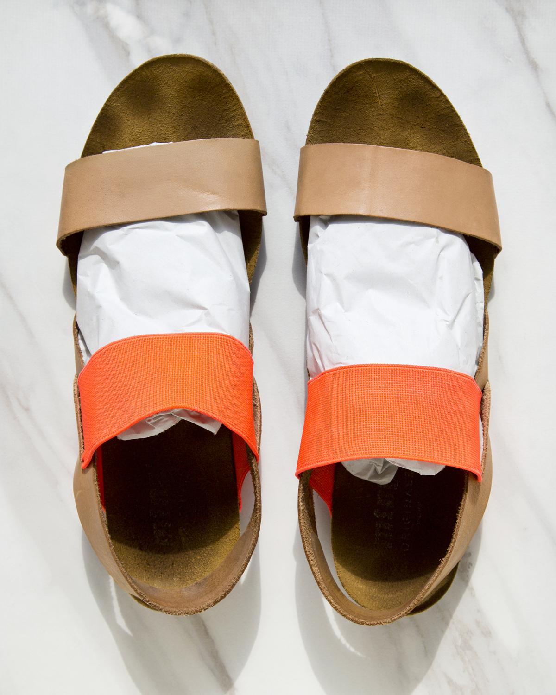 ModCloth Along For The Glide Sandal