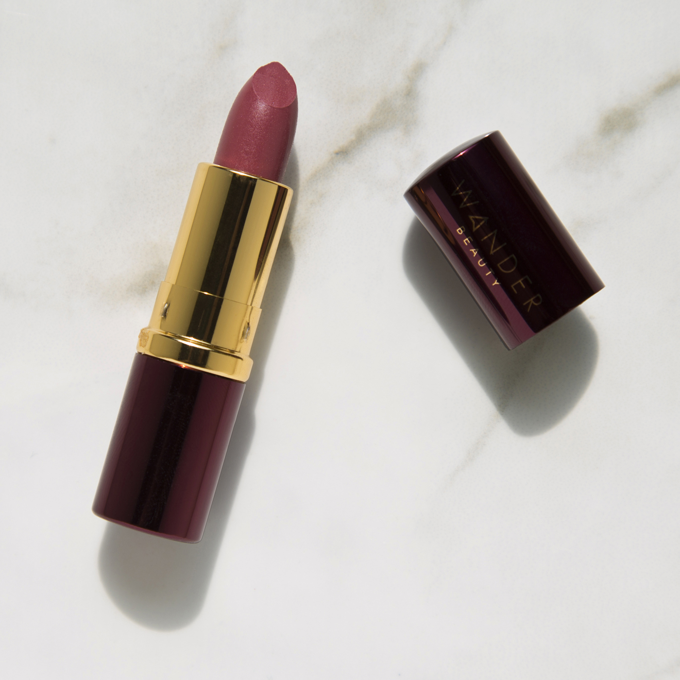 Wander Beauty Lipstick in Barely There