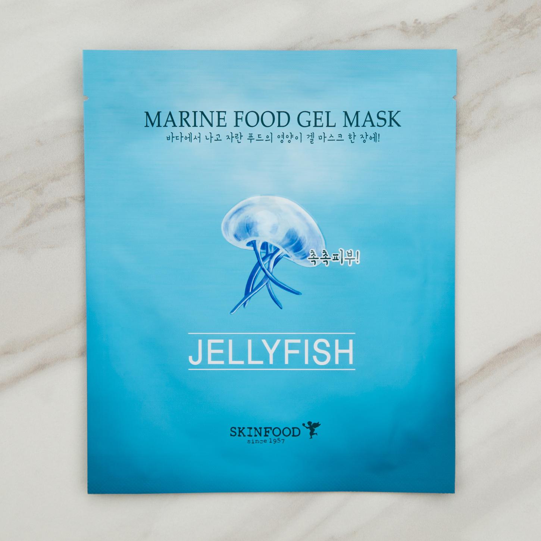 Skinfood Marine Food Gel Mask in Jellyfish $5
