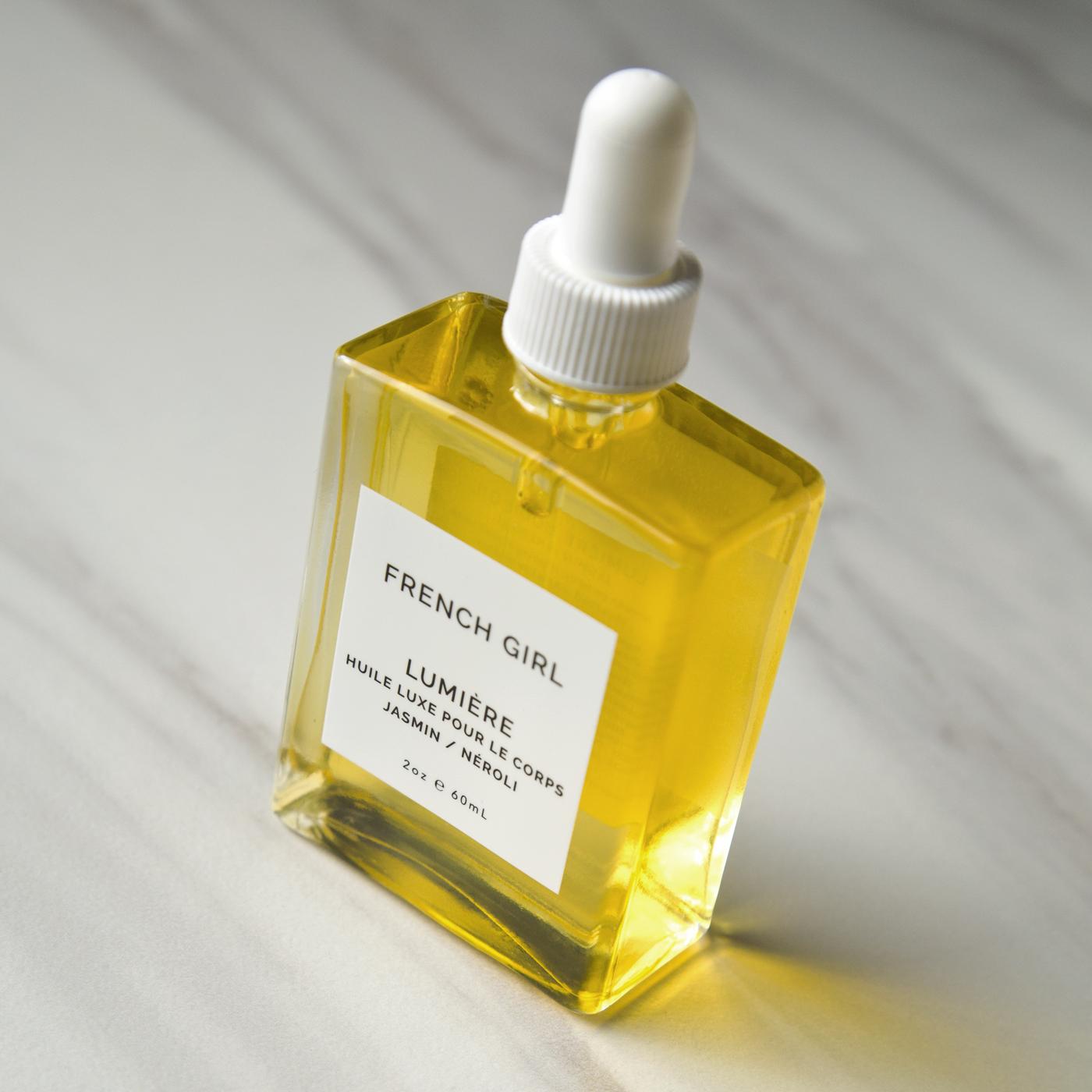 French Girl Organics Lumière Body Oil