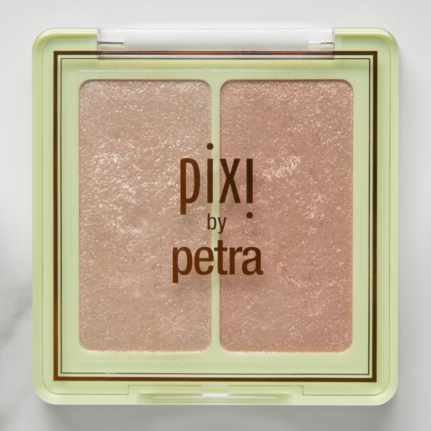 Pixi Glow- Gossamer Duo in Subtle Sunrise