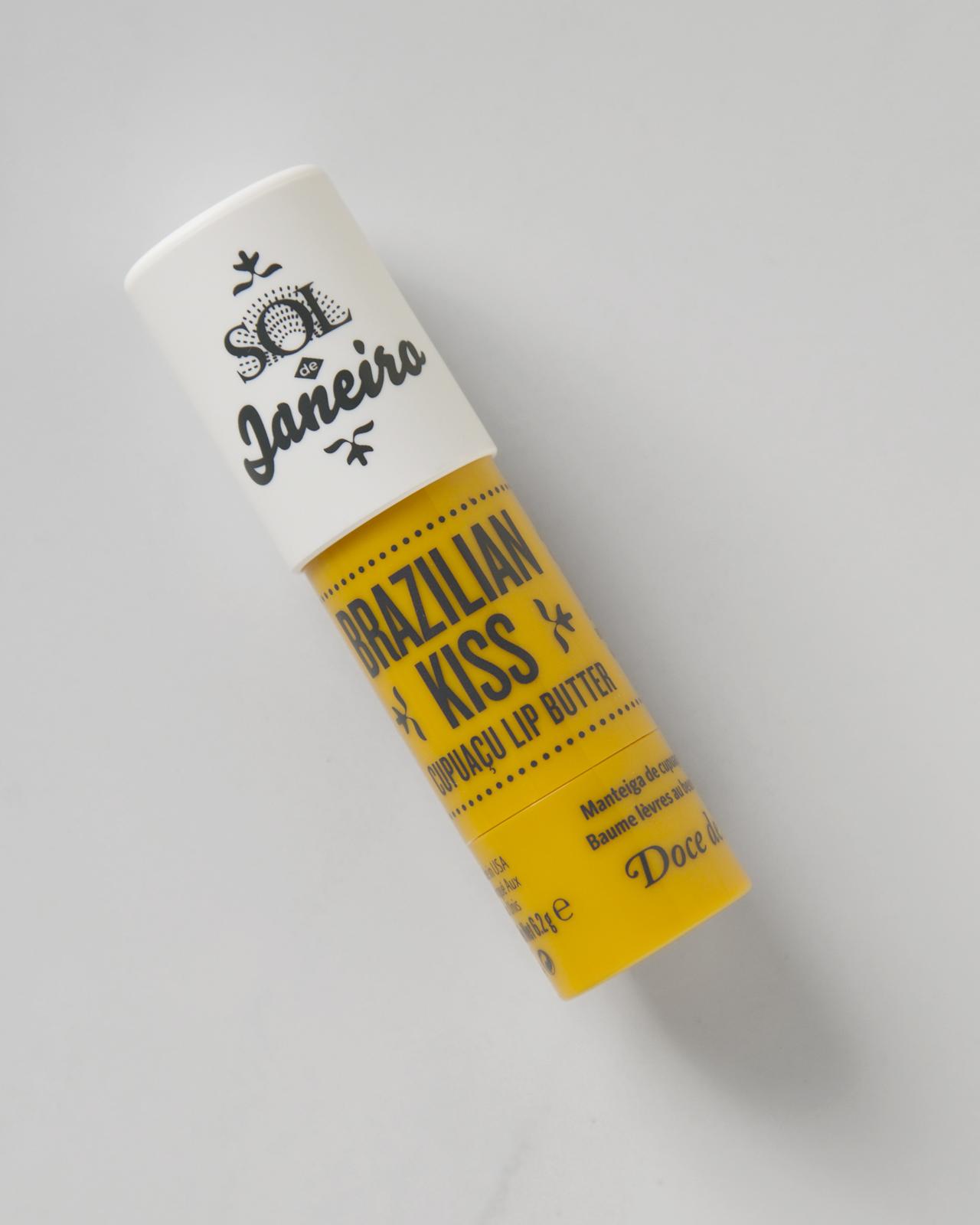 Sol de Janeiro Brazilian Kiss Cupuaçu Lip Butter $18
