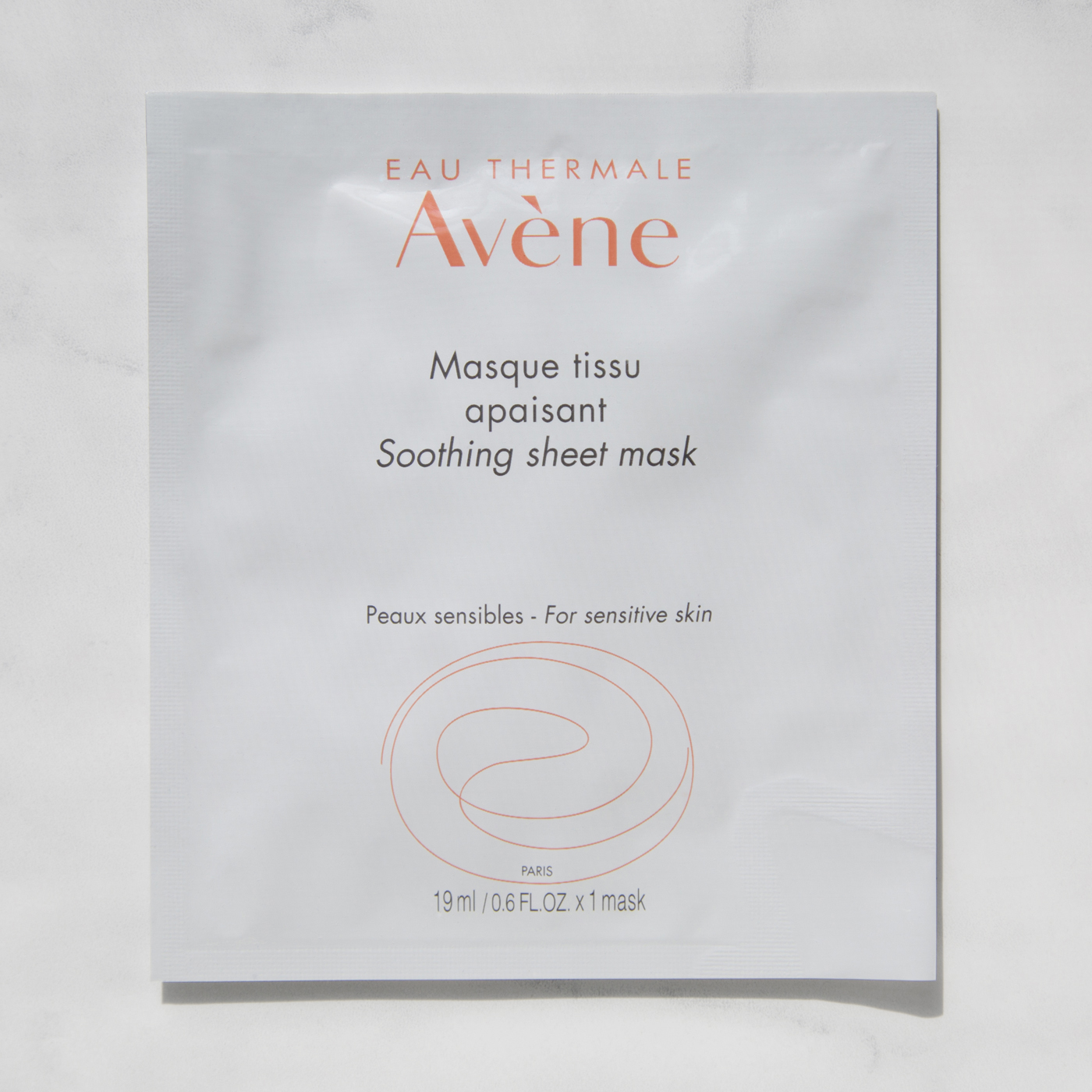 """Avène Eau Thermale Soothing Sheet Mask $9.50 for 1 or $42/5 - My Rating: ☆☆☆Duration: 10 minutesWhat It Is: Soothing sheet mask for extremely sensitive skin that will help with dryness, dehydration and puffiness and is suitable for all skin types.Performance: I judge with my nose first and even though this doesn't have any added fragrance it had a strong smell to me which I did not enjoy. I don't have a large head/face and this mask didn't cover my entire forehead which I found a bit annoying because I would consider my face to be of average to even slightly small sized. The thing that really takes the rating way down for me is that the directions say to wipe off the excess serum that is left on your skin afterwards which is a bit disappointing because it doesn't feel """"worth it"""" when you can't leave the serum on and continue reaping the benefits. Otherwise I didn't have any negative reaction and my skin did look good afterwards but I just wasn't overly impressed.Would I Recommend: It works fine and if you have very sensitive skin it might be worth checking out but just wasn't my favorite user experience. I can see how this one might be good though for skin prep before an event or photoshoot since you don't have to leave it on long and removing the excess would make sense in those situations.Dermstore Rating: ☆☆☆☆.7"""