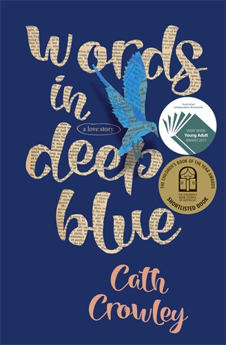 Words in Deep Blue - If you're using Words in Deep Blue as a literature circle book, or studying it as a class text, email me to receive a discount off an author Q&A session.Online author Q&A (60 minutes) special price: $100.Email me to ask about author Q&As via the form below.