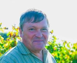 Michel Pinard, vigneron