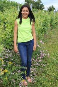 Vigneronne, Carmelle Simon-Maetz
