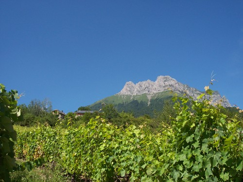 A mountain view in Savoie - WOW!