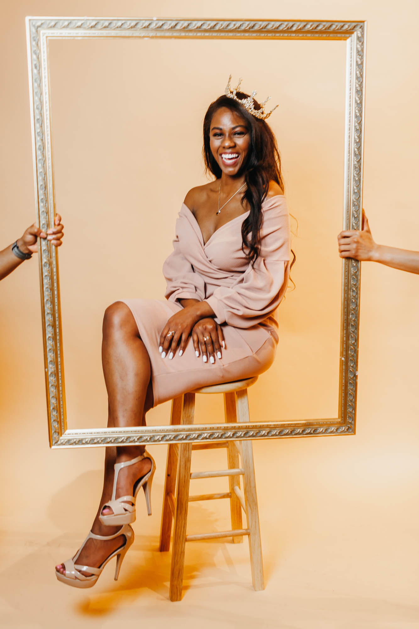 kian hervey - My favorite part of being a black woman is our ability to constantly live in the