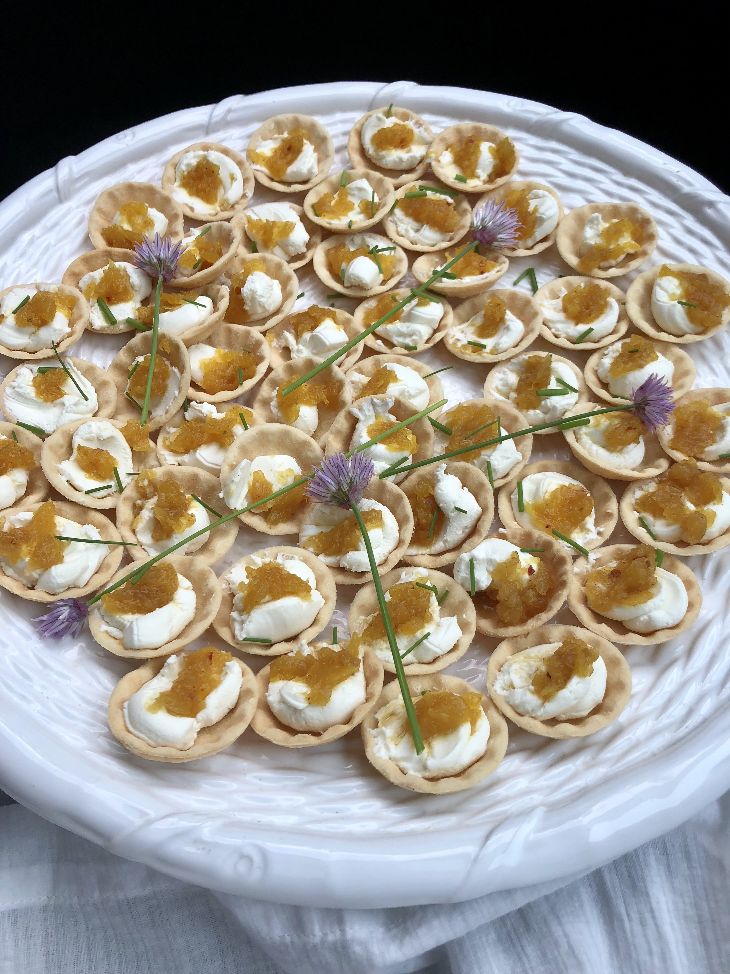 A delicious and quick entertaining appetizer.