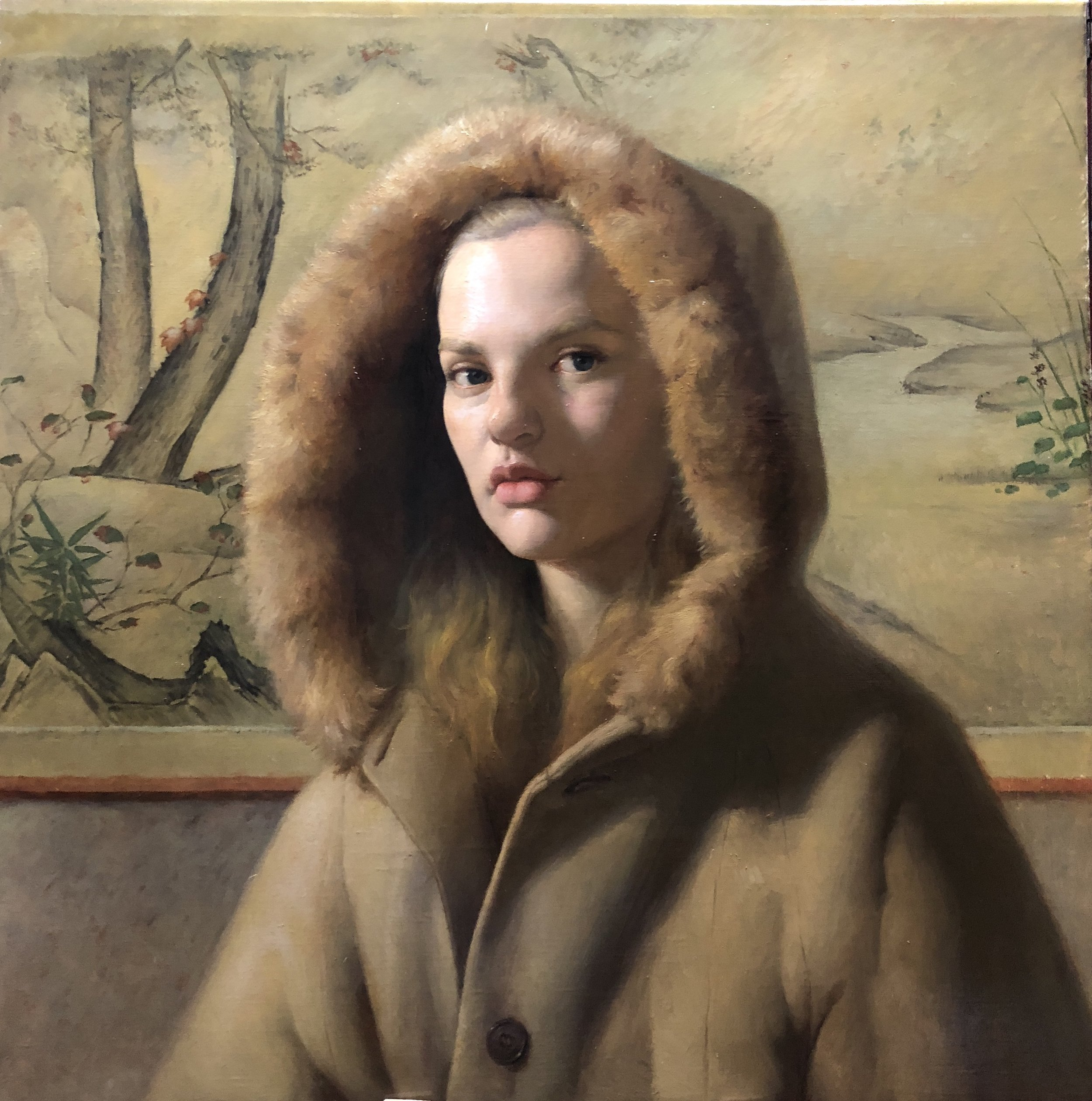 Mackenzie in Hood SOLD