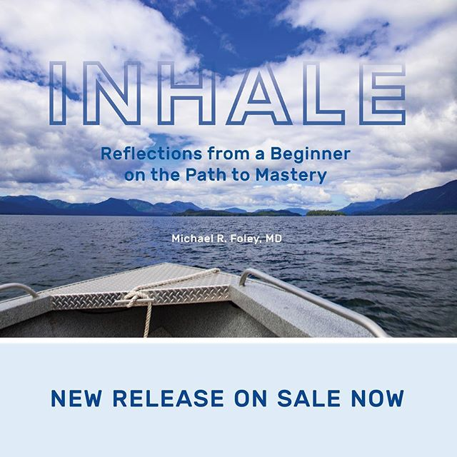 "Need to unwind this weekend?  INHALE Reflections from a Beginner on the Path to Mastery is a brand new e-book (designed by yours truly) that fosters self-care by nurturing both mind and spirit. ""INHALE"" beautiful, contemplative images while reflecting on words of wisdom. Photography and meditations by Michael R. Foley, M.D. a physician, teacher, philosopher, and seventh degree black belt martial artist.  Purchase the full color Kindle e-book on Amazon. Visit humanelivingphotography.com (@humane_living ) to purchase all photo prints in this book, and to read new meditations from Dr. Foley.  Printed photo book coming soon! . . . . . . . . . #selfcare #meditate #design #ebook #publishing #digitaldesign #wellness #grounded #philosophy #photography #center #inhale #breathe #buddhism #arizona #care #health #organic #holistichealing #holistichealth"
