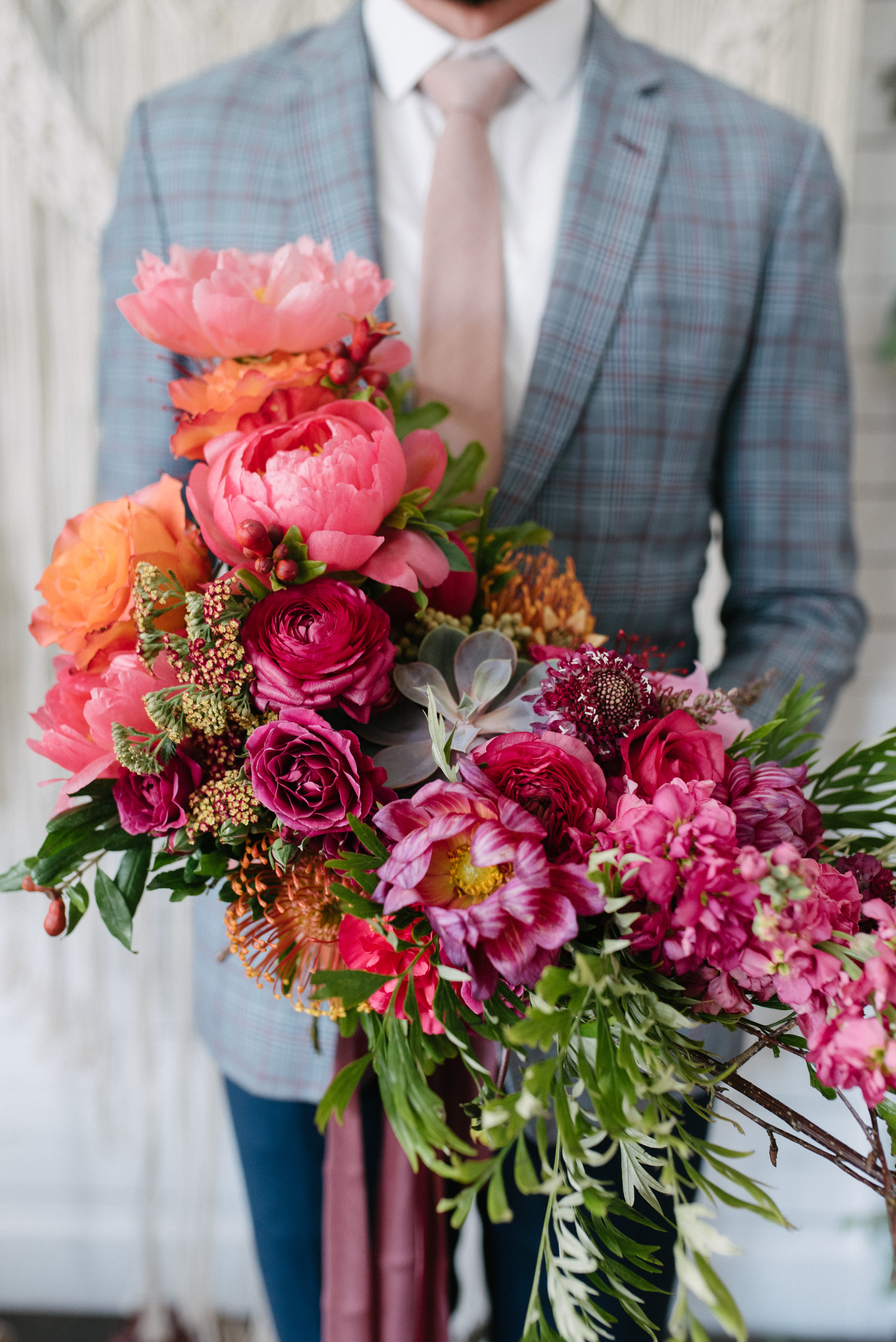 Elopement Groom The Potted Pansy