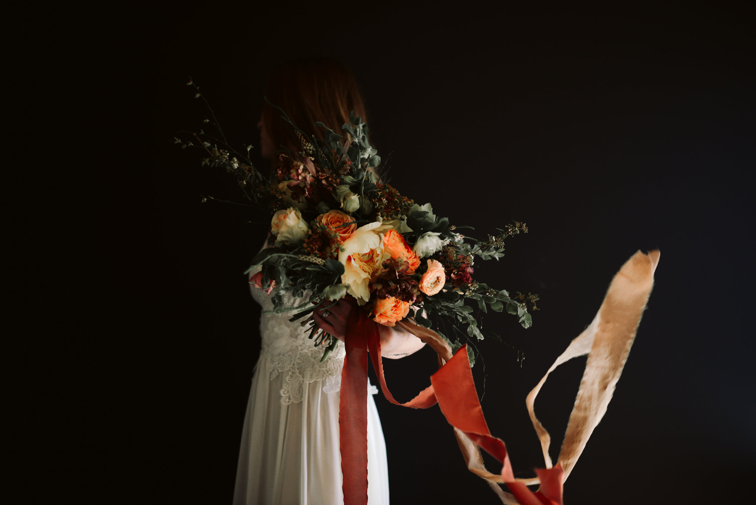 What To Do with Flowers After the Wedding