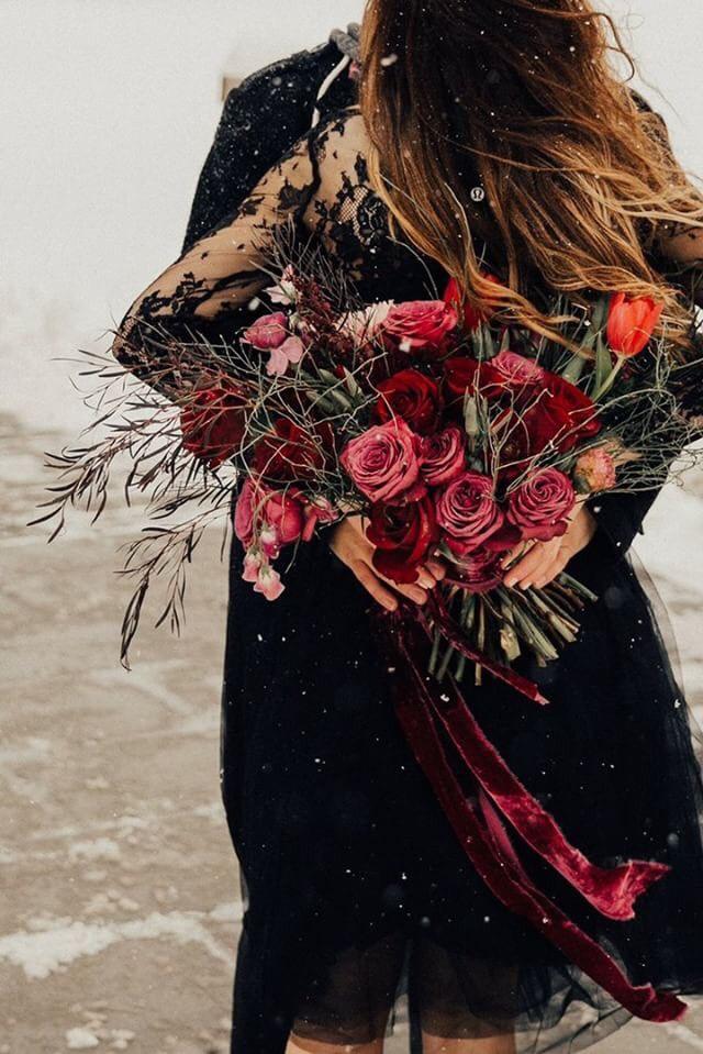 Valentines Day Bouquet in Utah