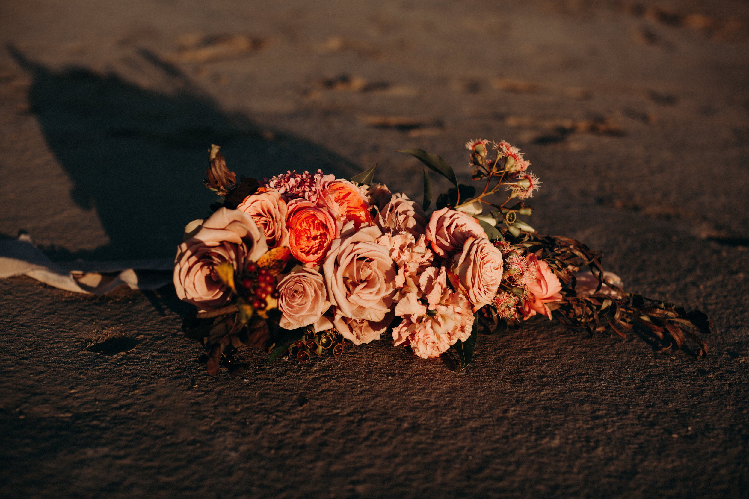 Saltair Salt Lake City Bridal Bouquet