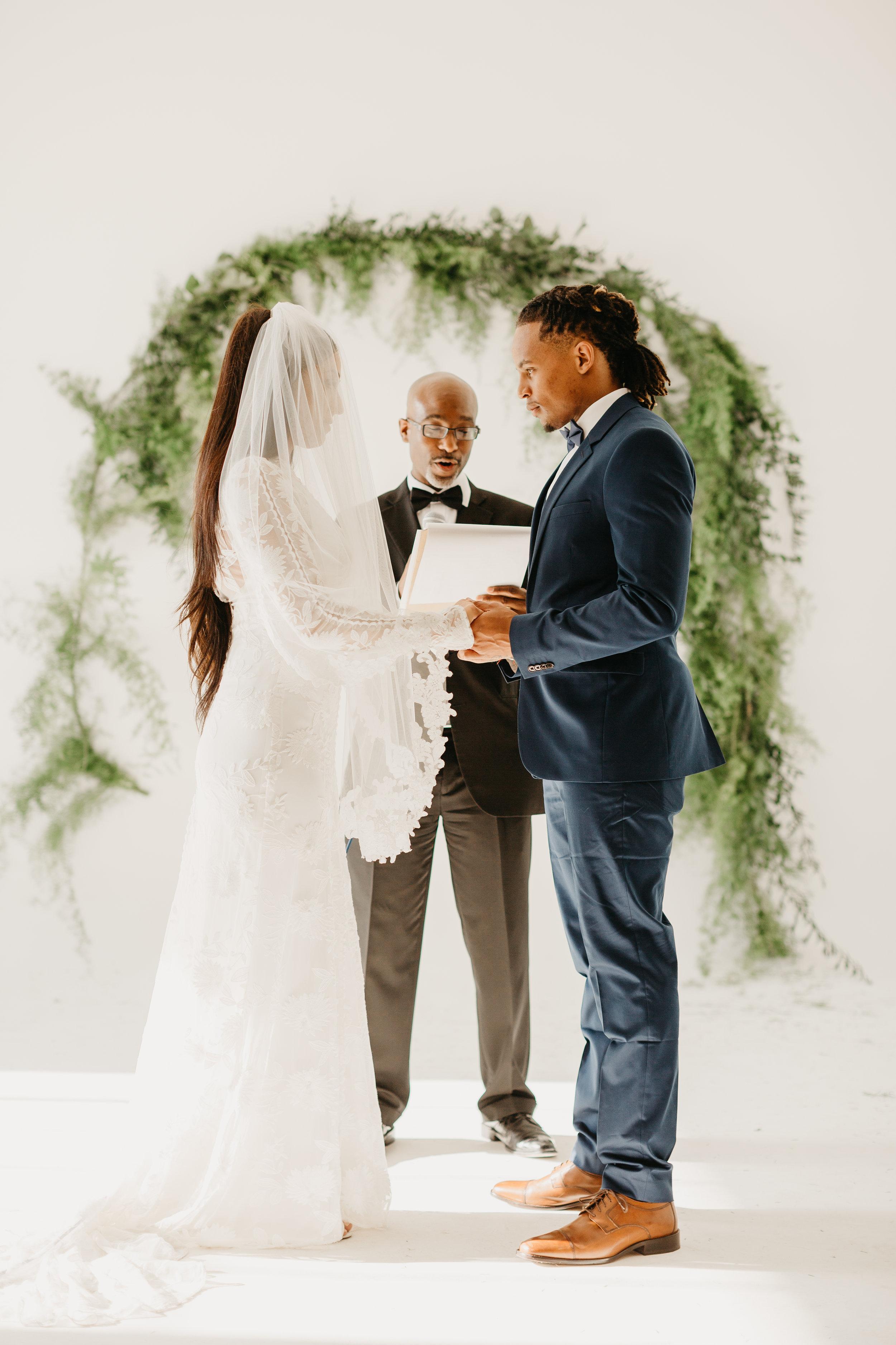 Amanda + Dominique Utah Wedding