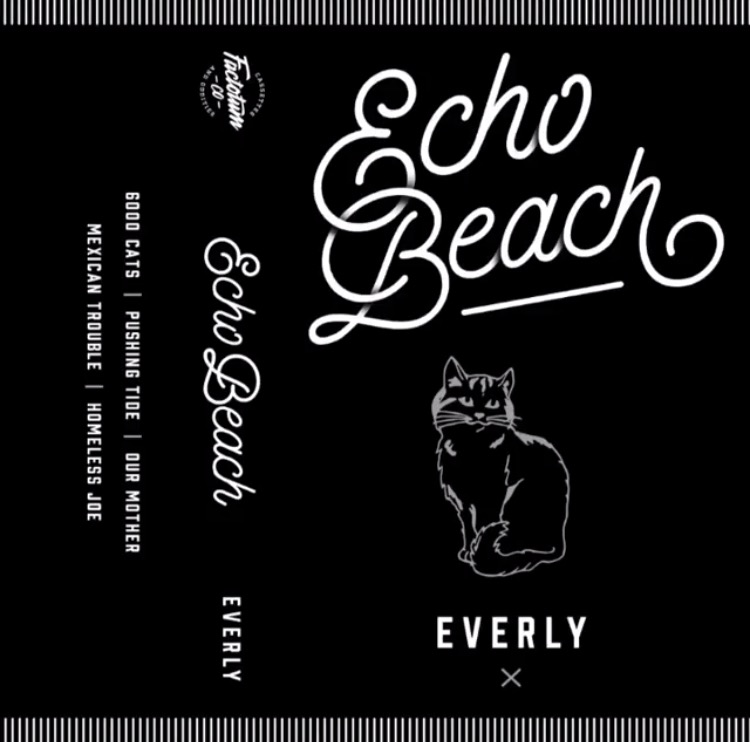 Everly EP - Echo Beach's Everly EP was released in May of 2017.