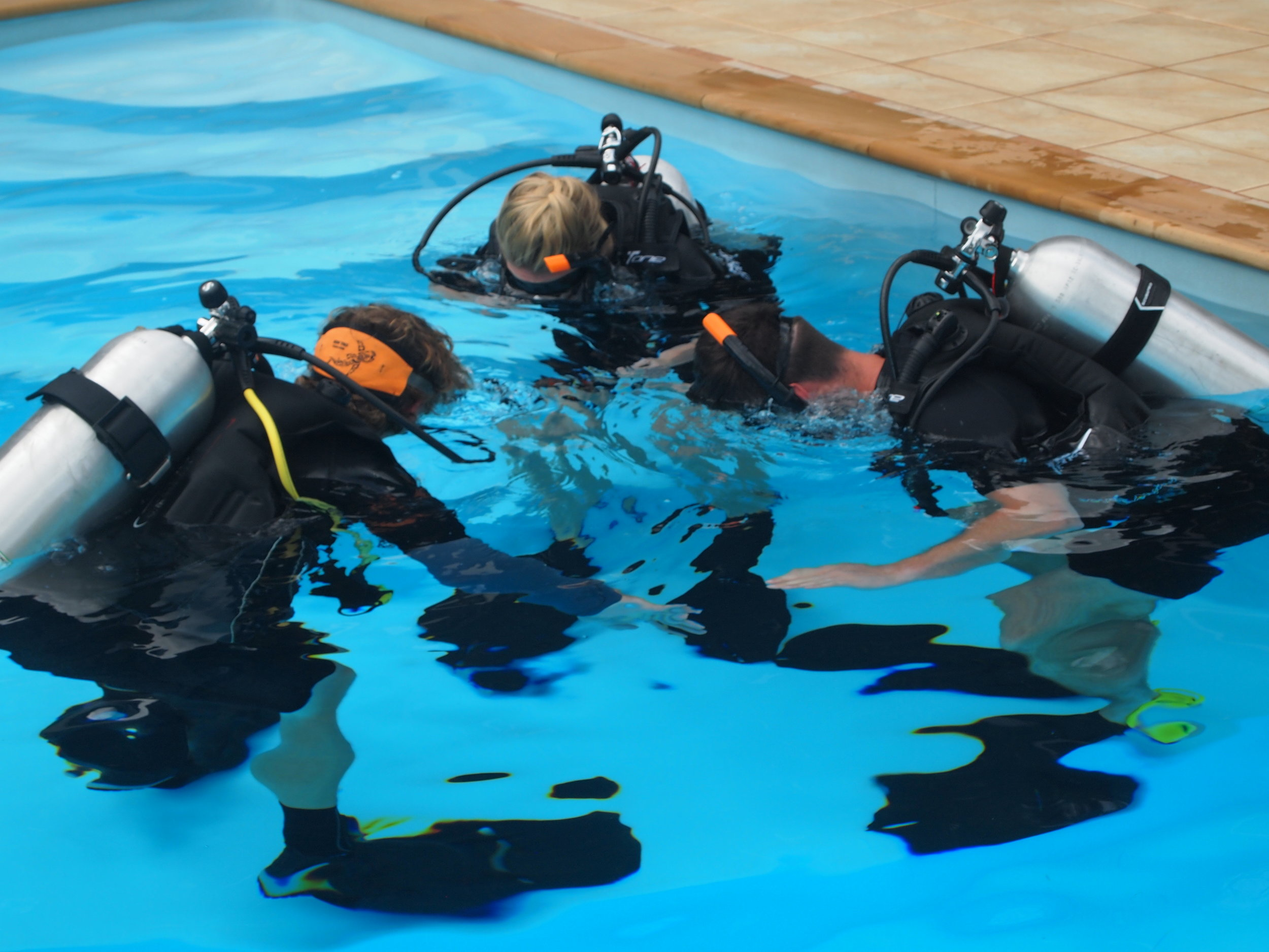 Discover Scuba Diving   The PADI Discover Scuba Diving program (DSD) is a very popular one day teaser that allows you to get a introduction into diving without committing to a three day course.  We recommend anyone looking to start diving try this first.   Find Out More.