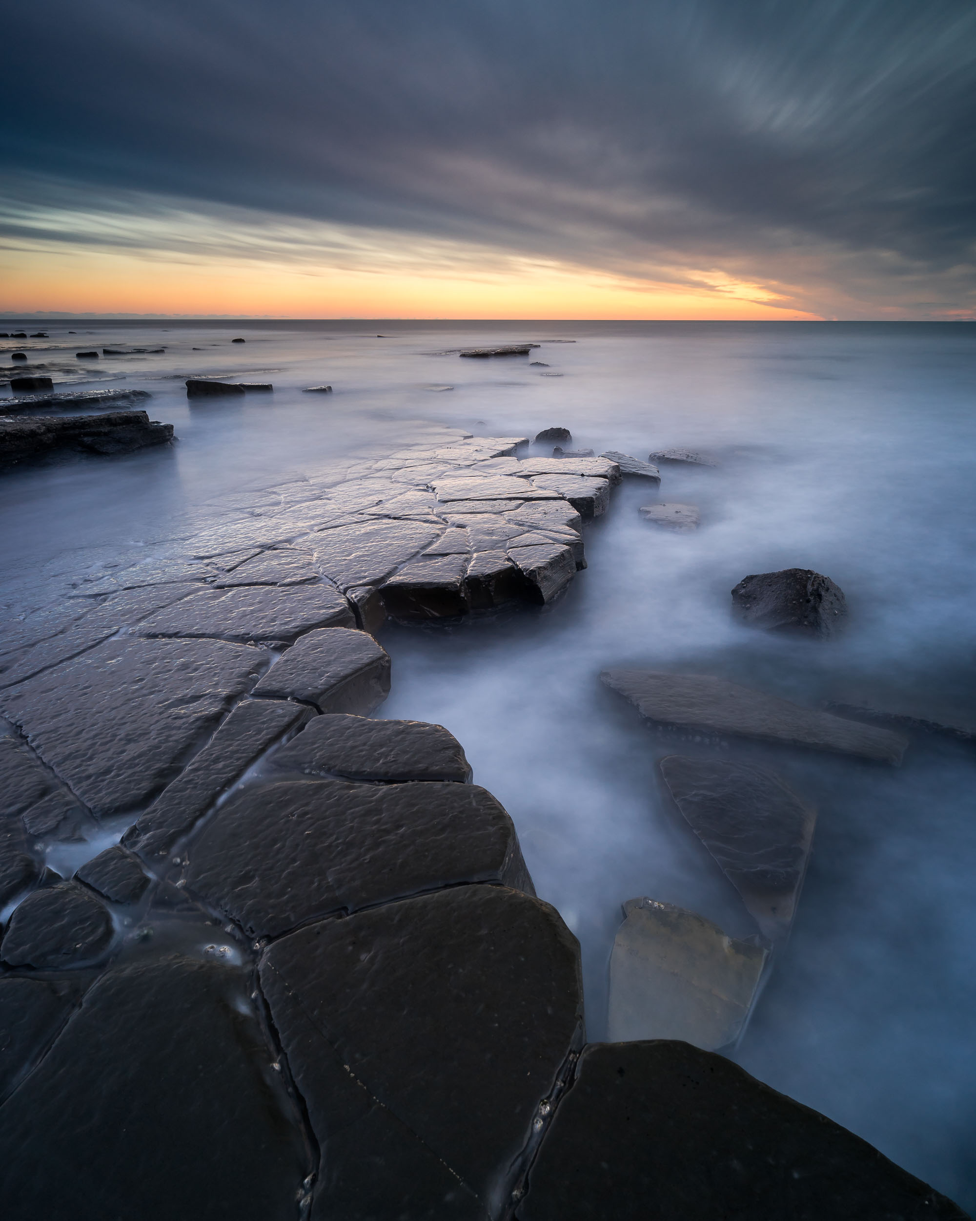Kimmeridge Bay Eastern Ledge | Jack Lodge Photography