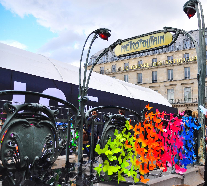 Nuit Blanche - Paris 2016