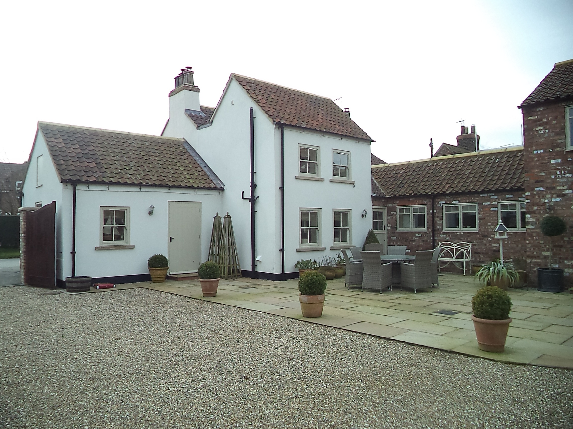 Rear of Pub after Redevelopment